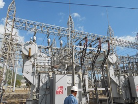 Electric Power Utility Services Transmission Tower Corrosion CCC is